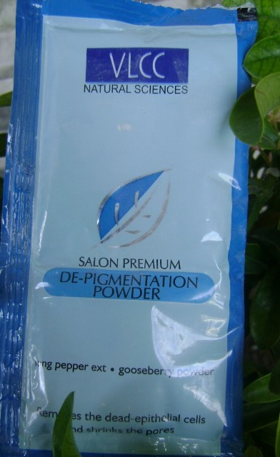 depigmentation powder
