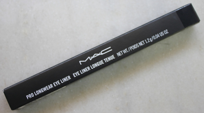 MAC+Pro+Longwear+Eyeliner+Black+Ice+Review