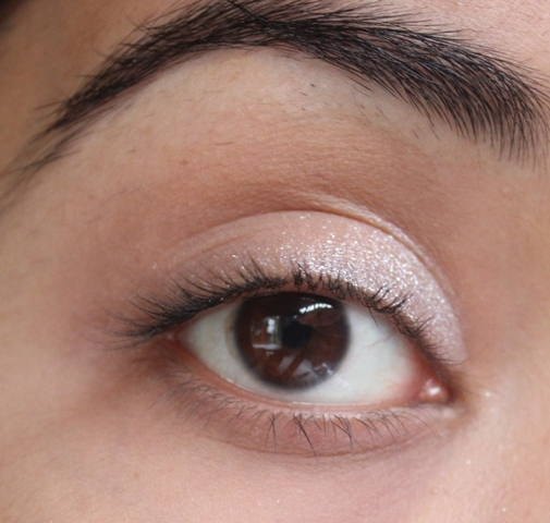 Metallics Silver & Purple Grey Smokey Eye Makeup Tutorial (5)