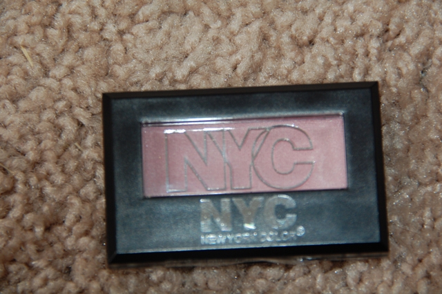 NYC City Mono Eyeshadow Front+ Row