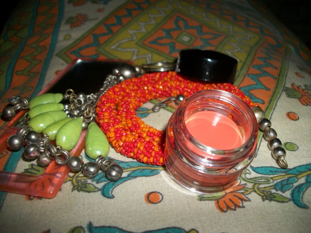 NYX Lip Lacquer Pot in Coralicious (1)
