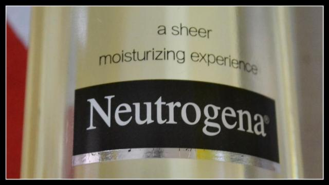 Nuetrogena Body OIl (3)