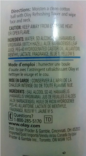 Olay Refreshing Toner (4)
