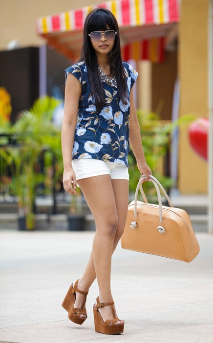 Outfit of the Day – Tropical Breeze 5