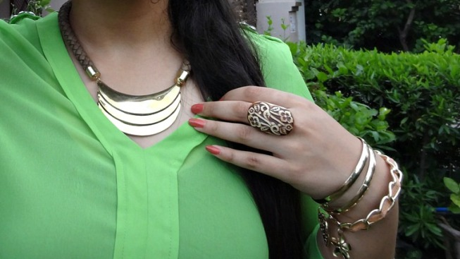 Outfit of the Day  Neon Green Trend 4
