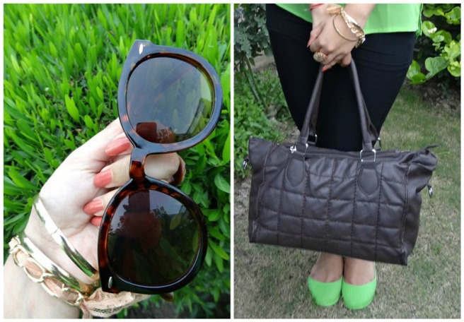 Outfit of the Day  Neon Green Trend 8