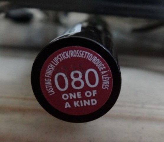 Rimmel Lasting Finish Lipstick One of a kind (3)