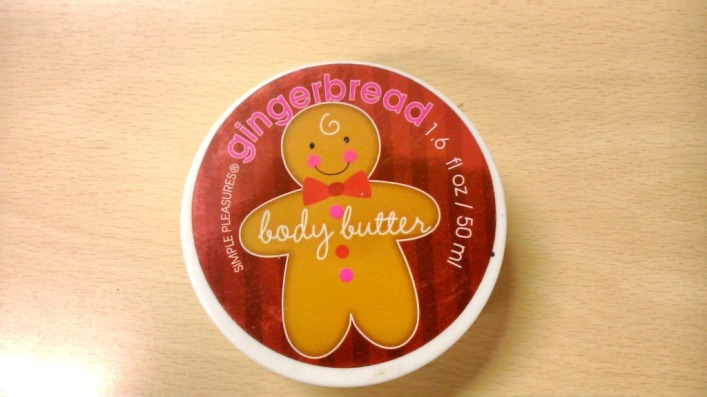Simple+Pleasures+Gingerbread+Body+Butter+Review