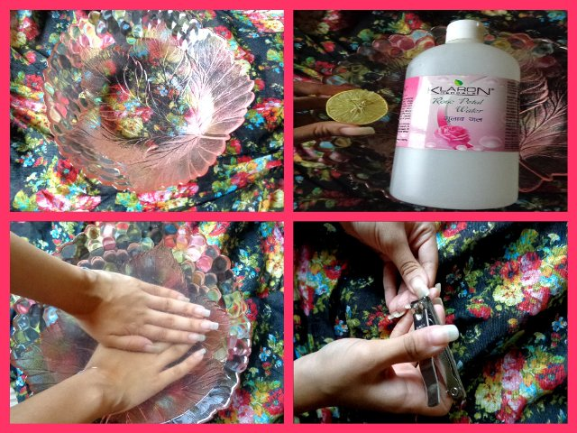 Ten step manicure at home (2)
