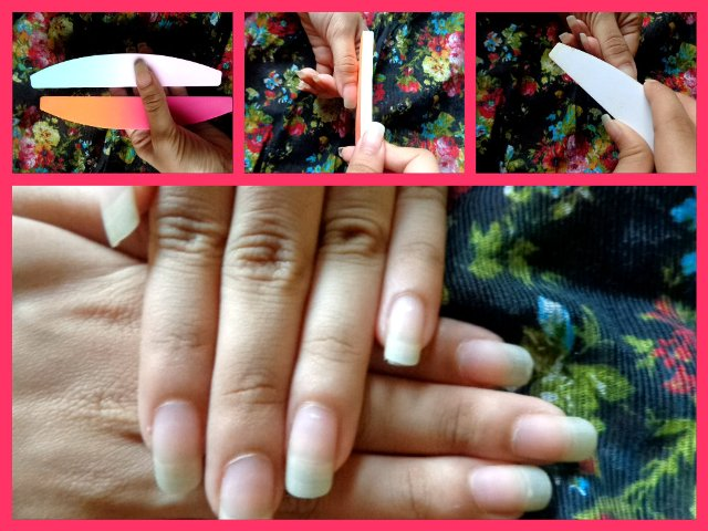Ten step manicure at home (4)