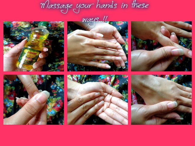 Ten step manicure at home (5)