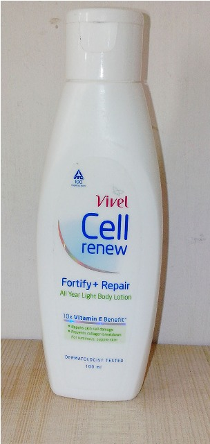 Vivel Cell Renew Fortify + Repair Body Lotion (1)