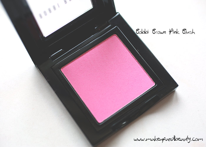 bobbi brown blush pale pink