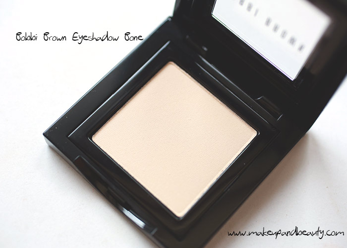 bobbi brown powder eyeshadow bone