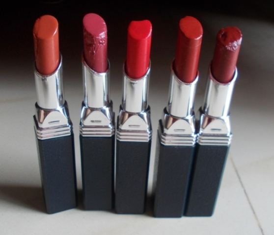 chambor rouge plump lipsticks