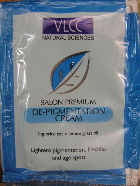 de pigmentation cream