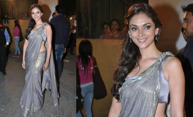 Aditi Rao Hydari in saree