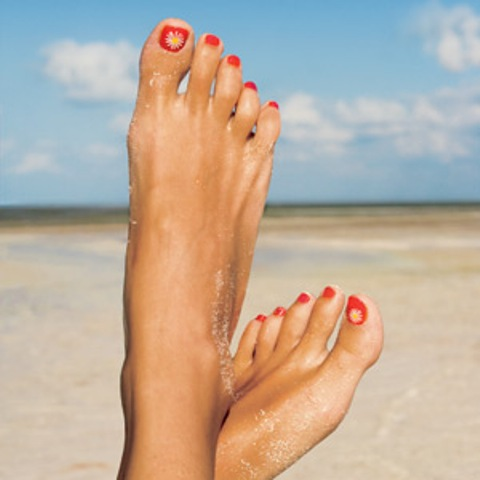 Best Remedies for Cracked Heels