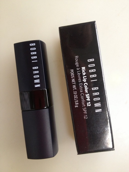 Bobbi+Brown+Rich+Lip+Color+Lipstick+in+Heather+Pink+Review