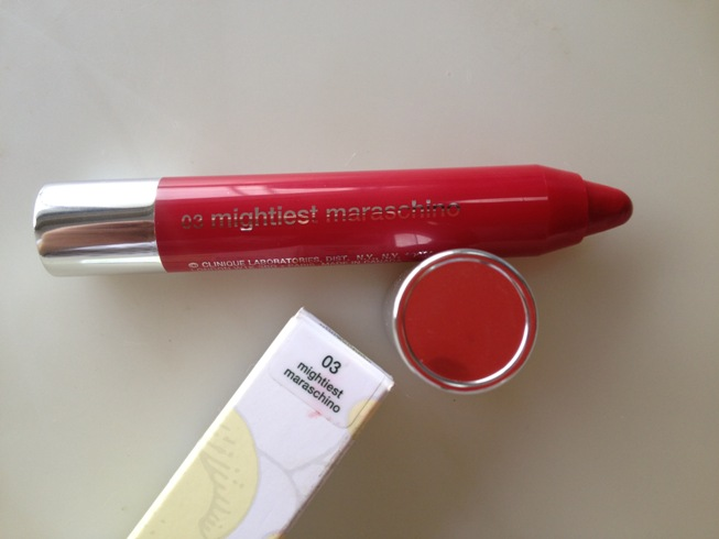 Clinique+Chubby+Stick+Intense+Moisturizing+Lip+Color+Balm+Mightiest+Maraschino