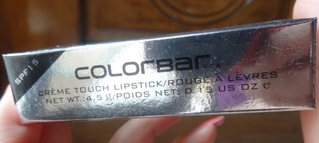Colorbar Creme  Touch Lipstick  Dreamy Pink