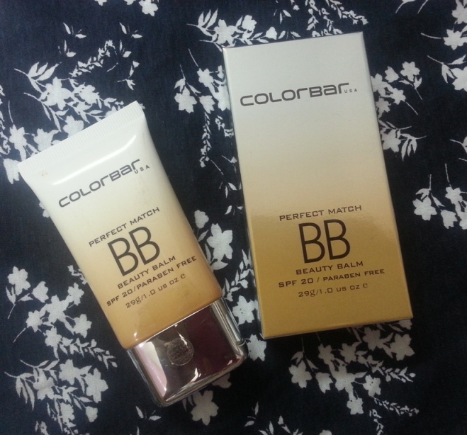 Colorbar+Perfect+Match+Beauty+Balm+with+SPF+20+Review