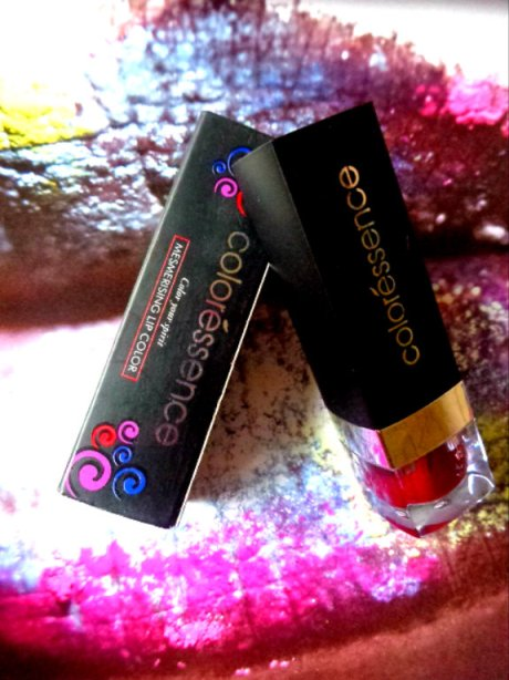 Coloressence+Mesmerising+Lip+Color+Moods+in+Maroon+Review