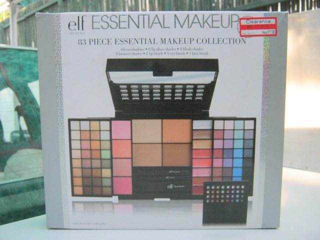 E.L.F. Studio 83 Piece Essential Makeup Collection