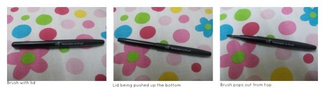 ELF Studio Retractable Lip Brush 4