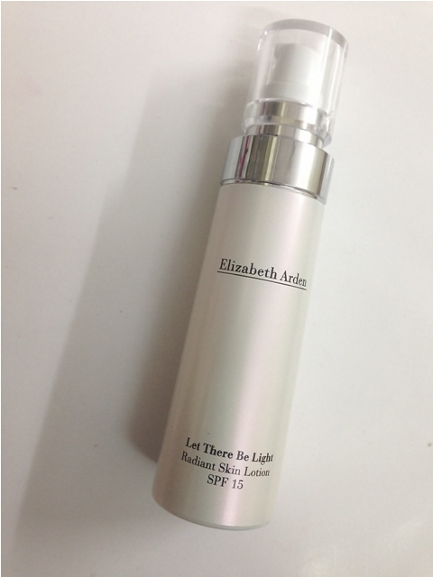 Elizabeth Arden Let There Be Light Radiant Skin Lotion