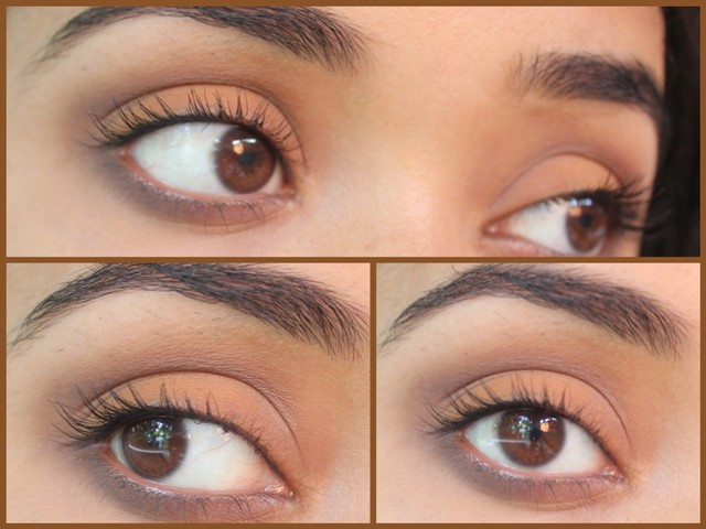 Everyday Opened Up Eyes Tutorial