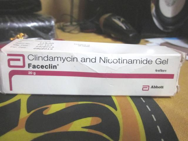 Faceclin Acne Gel