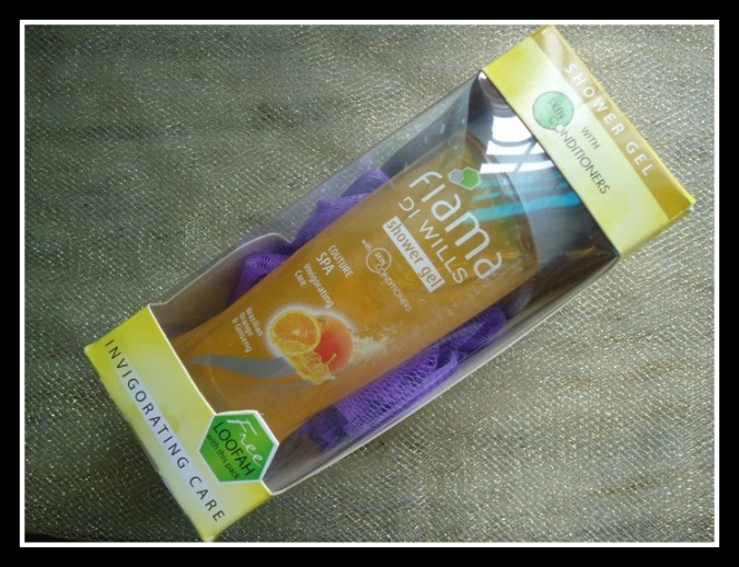 Fiama+Di+Wills+Brazilian+Orange+and+Ginseng+Shower+Gel+Review