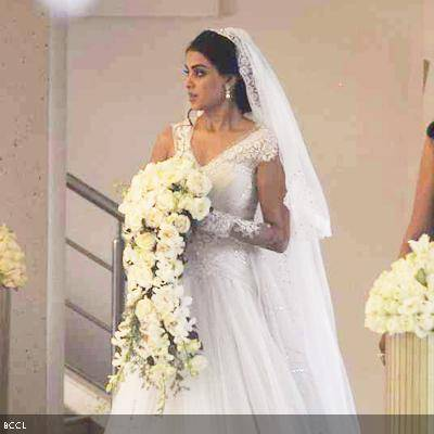 Genelia Wedding Gown