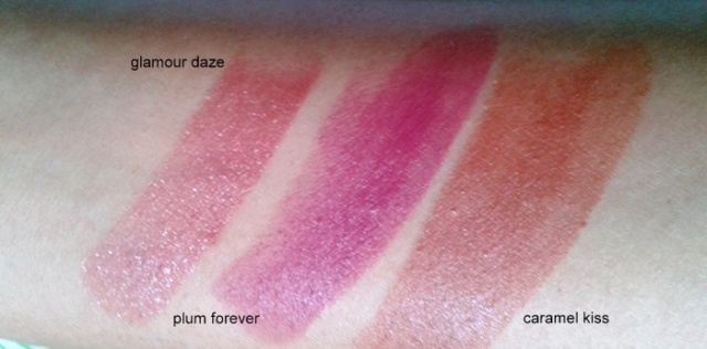Lakme Absolute Creme Lipsticks G SWATCHES
