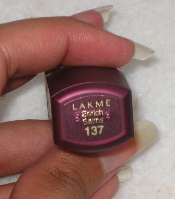 Lakme Enrich Satin Lip Color 2