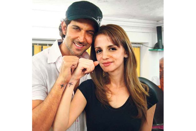 Matching tattoo hrithik roshan