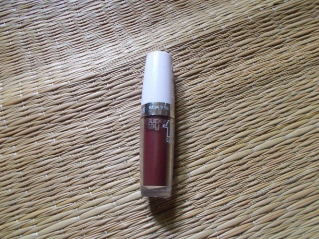 Maybelline Superstay 14 hrs Lipstick - Wine and forever  (13)
