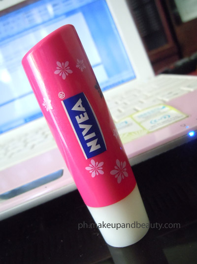 nivea angel star lip balm