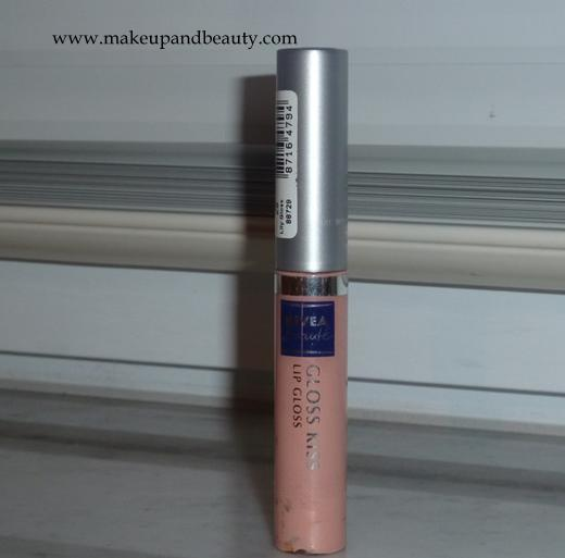 nivea lip gloss