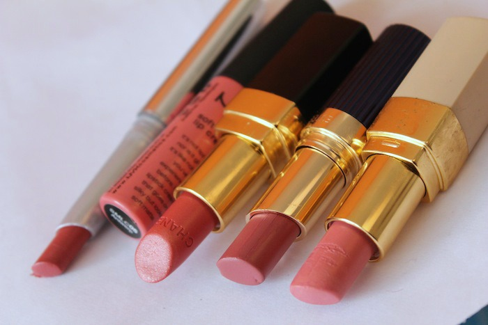 Peach Lipsticks