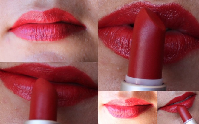 Revlon red lipstick 2