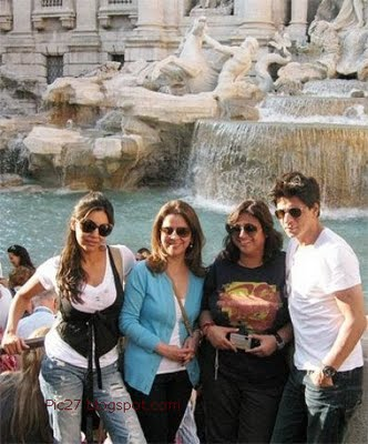Shahrukh Khan Holiday picture