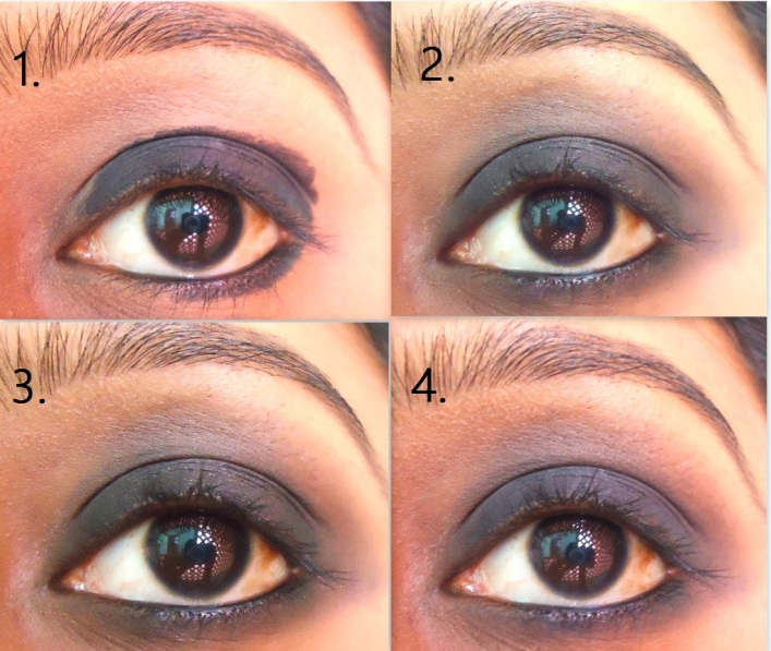 Smokey eye makeup 2