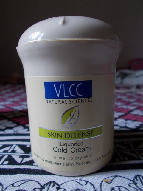 VLCC SKIN DEFENCE Liquorice Cold Cream (5)