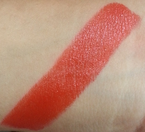 Wet N Wild Mega Last Lip Color - Purty Persimmon 7
