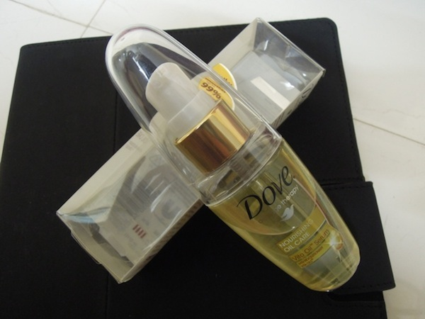 Best Dove Hair Serum