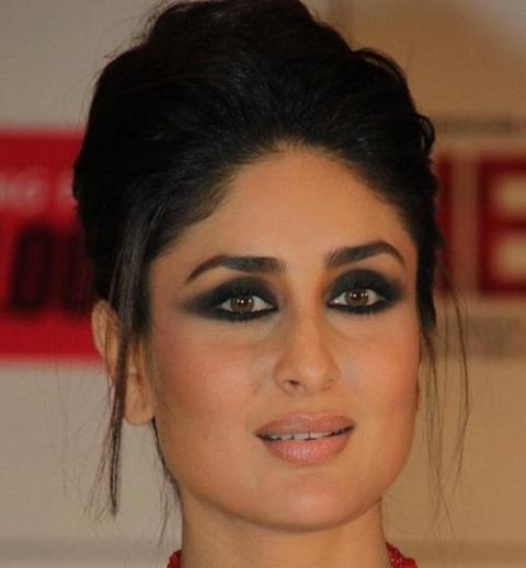 kareena smoky eyes