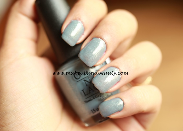 OPI Nail Paint No 36 photos, swatches