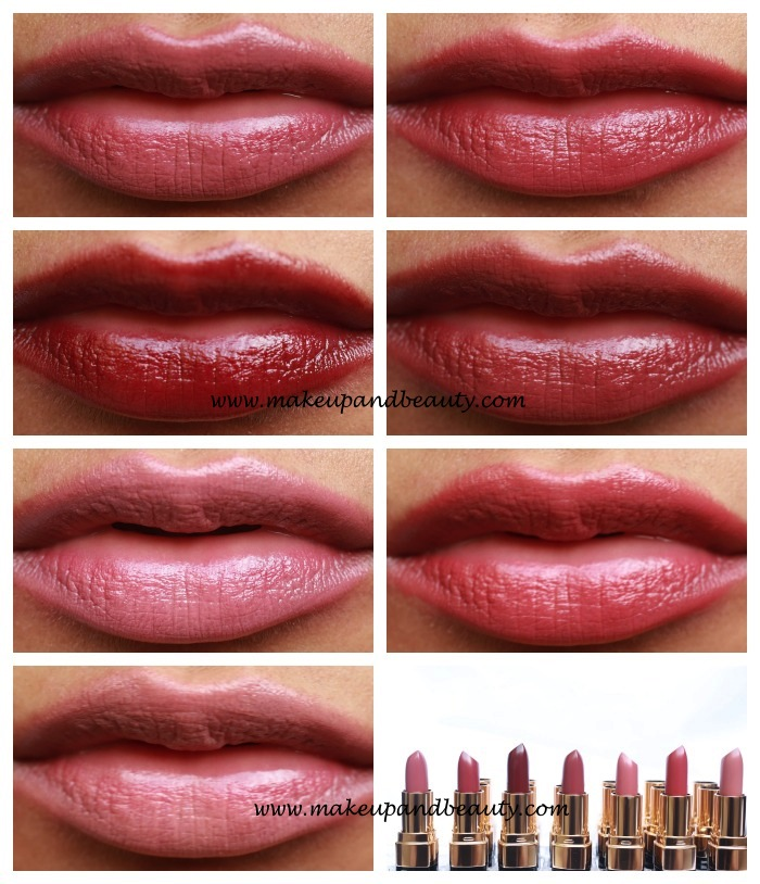 All Bobbi Brown Lipsticks Photos And Swatches